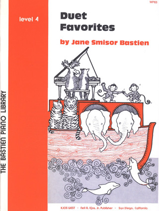 Jane Smisor Bastien: Duet Favorites 4
