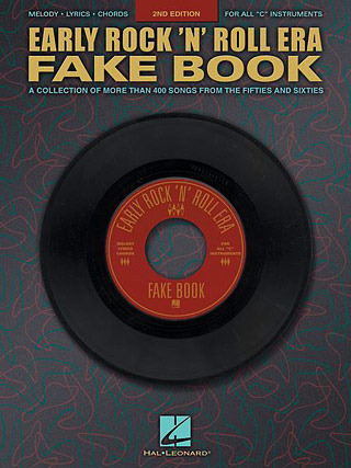 Early Rock 'n' Roll Era Fake Book