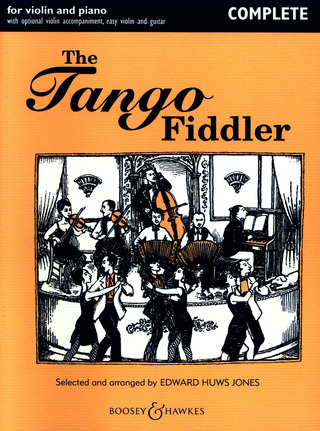 Edward Huws Jones: The Tango Fiddler