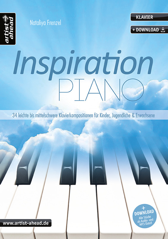 Nataliya Frenzel: Inspiration Piano