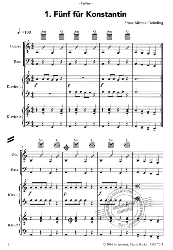 konstis kleine klavier kunststücke von franz michael
