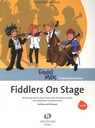 Andrea Holzer-Rhomberg: Fiddlers On Stage