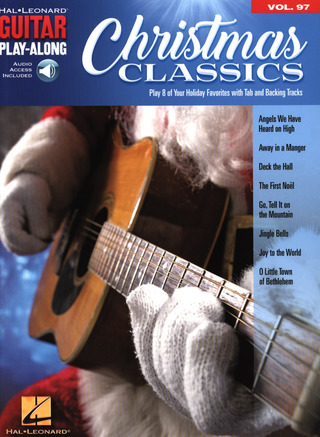 HL Guitar Play-Along 97: Christmas Classics