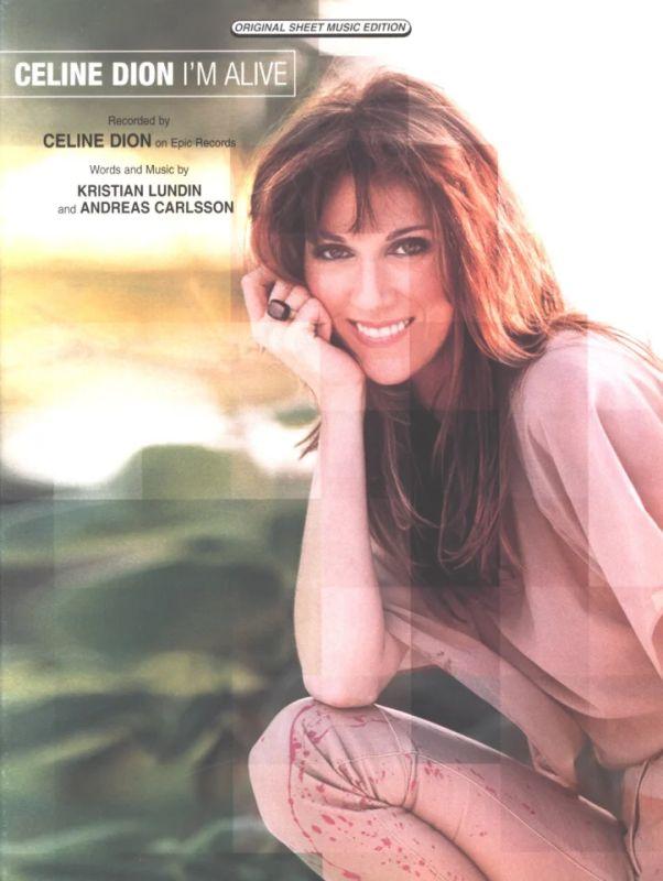 Dion, C IM Alive Pvg von Céline Dion | im Stretta Noten