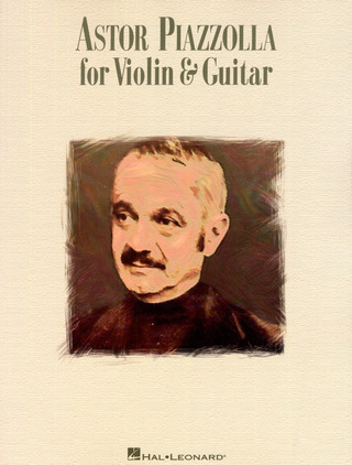 Astor Piazzolla: Astor Piazzolla For Violin