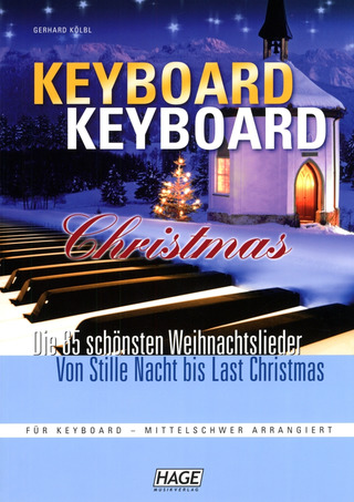 Keyboard Keyboard – Christmas