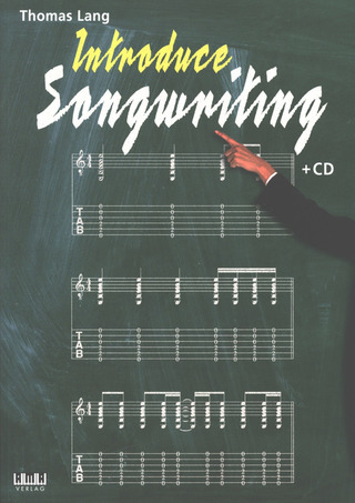 Thomas Lang: Introduce Songwriting
