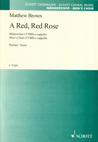 Matthew Brown: A Red, Red Rose