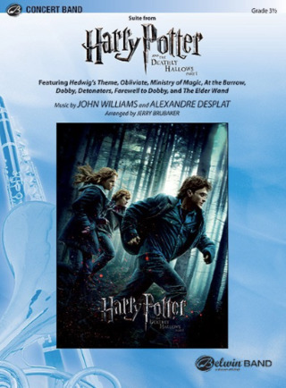 Alexandre Desplat: Suite from Harry Potter and the Deathly Hallows – Part 1