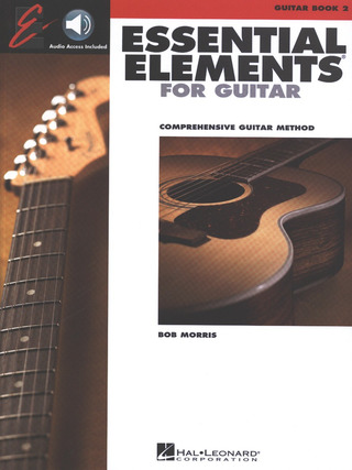 Bob Morris: Essential Elements for Guitar 2
