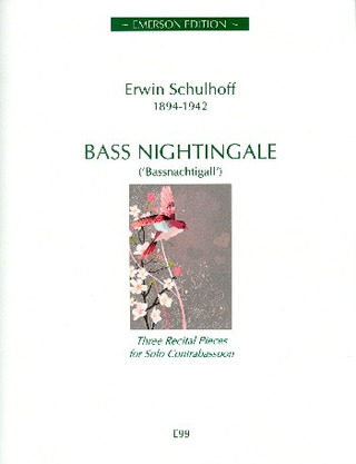 Erwin Schulhoff: Bass Nightingale