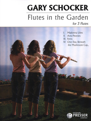 Gary Schocker: Flutes In The Garden