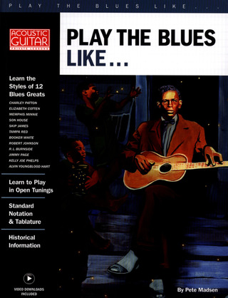 Pete Madsen: Play The Blues Like...