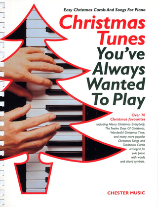 Christmas Tunes Youve Always Wanted To Play Piano