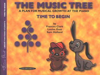 Clark Frances + Goss Louise + Holland Sam: Music Tree - Time To Begin