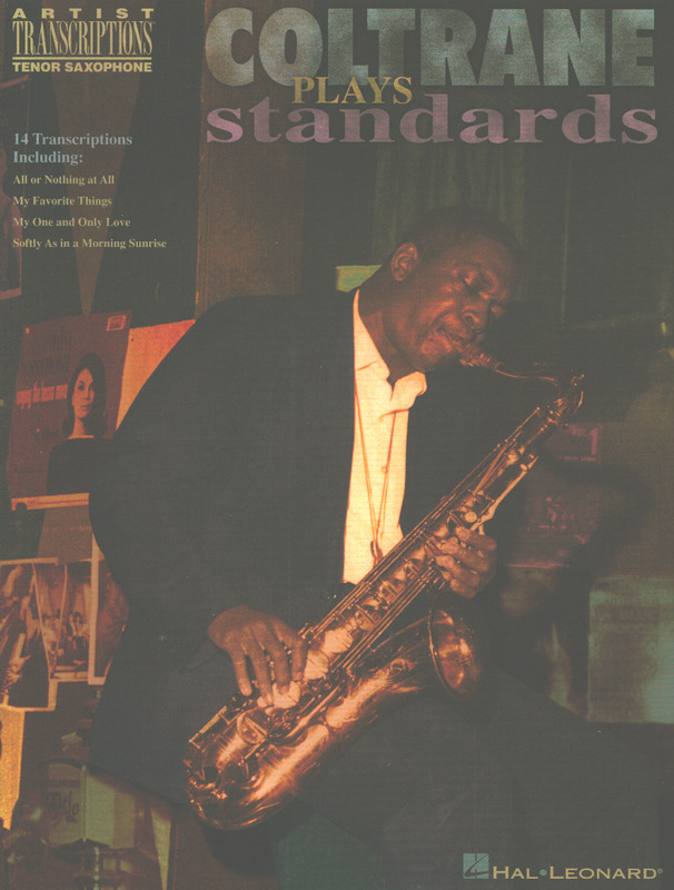 John Coltrane: Plays Standards
