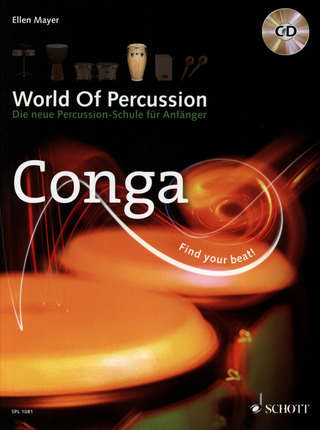 Ellen Mayer: World Of Percussion 1: Conga