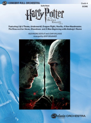 Alexandre Desplat y otros.: Suite from 'Harry Potter and the Deathly Hallows' 2