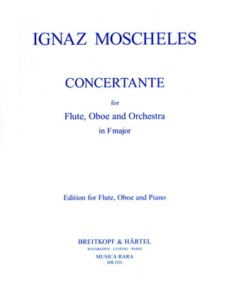 Ignaz Moscheles: Concertante in F