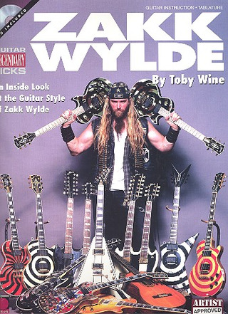 Zakk Wylde – Legendary Guitar Licks