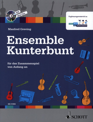 Manfred Greving: Ensemble Kunterbunt