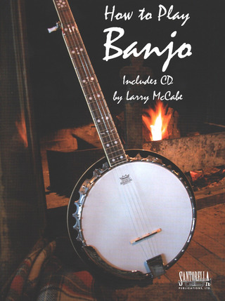 Larry McCabe: How to Play Banjo