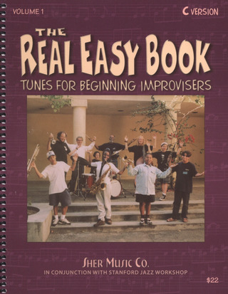 The Real Easy Book 1 – C (Treble Clef)