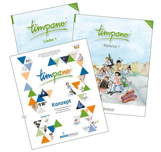 Timpano Familienbuch Im Stretta Noten Shop Kaufen