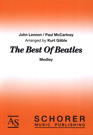 Kurt Gäble: Best Of Beatles - Medley