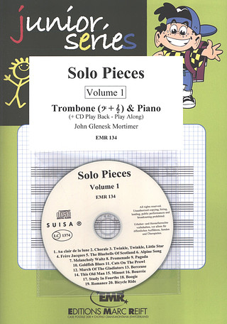 John Glenesk Mortimer: Solo Pieces 1