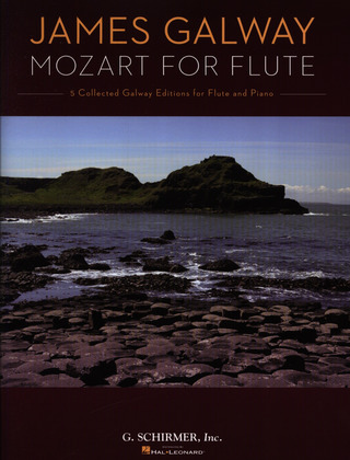 Wolfgang Amadeus Mozart: Mozart for Flute
