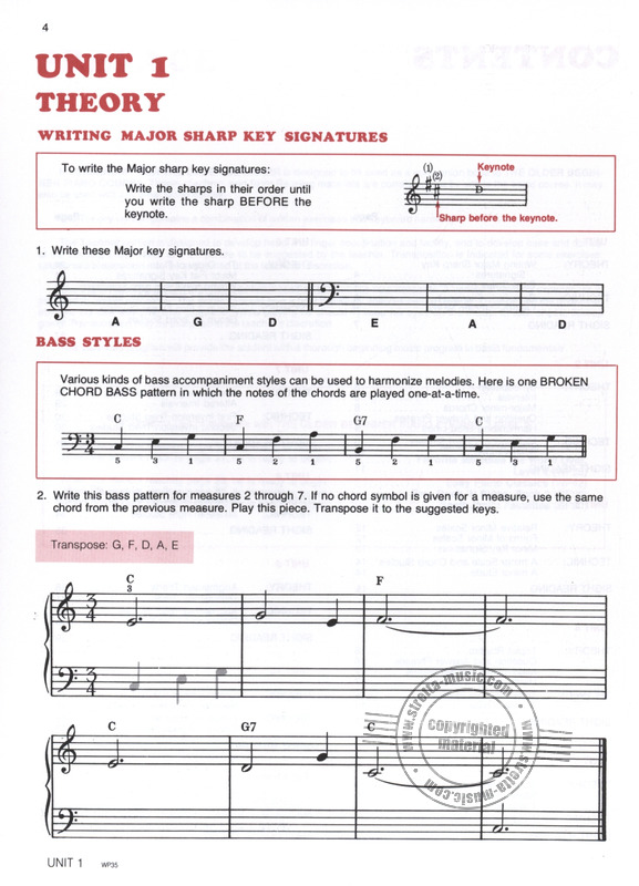 James Bastien: Musicianship for the older beginner 2 (2)