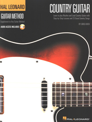 Greg Koch: Hal Leonard Country Guitar Method