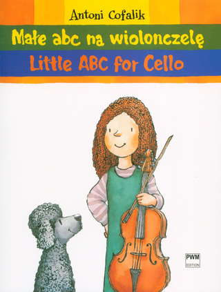 Antoni Cofalik: Little ABC for Cello