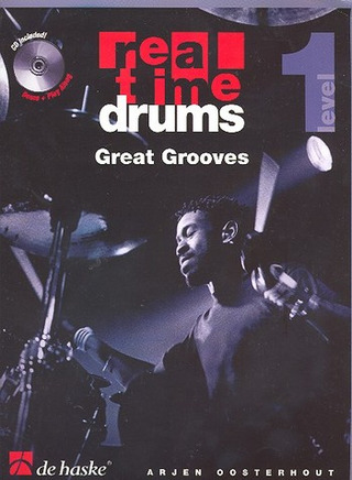 Arjen Oosterhout: real time drums 1 – Great Grooves