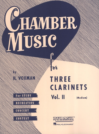 Himie Voxman: Chamber Music 2