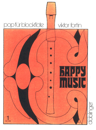 Viktor Fortin: Happy Music, Heft 1