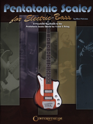 Max Palermo: Pentatonic Scales for Electric-Bass