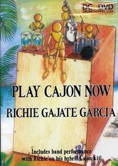 Gajate Garcia Richie: Play Cajon Now