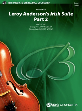 Themes from Leroy Anderson's Irish Suite 2