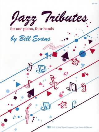 Bill Evans: Jazz Tributes