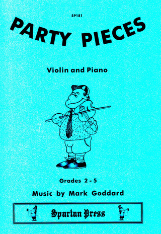 Mark Goddard: Party Pieces