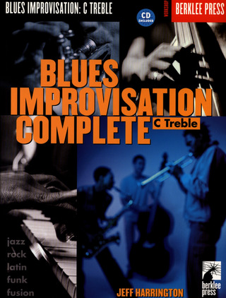 Jeff Harrington: Blues Improvisation Complete