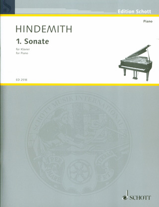Paul Hindemith: Sonate I in A-Dur (1936)