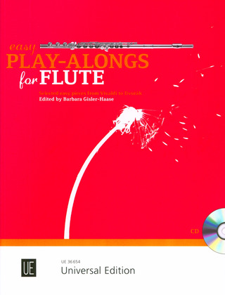 James Rae: Easy Play-Alongs for Flute