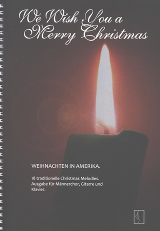 We wish You a merry Christmas - Weihnachten in Amerika