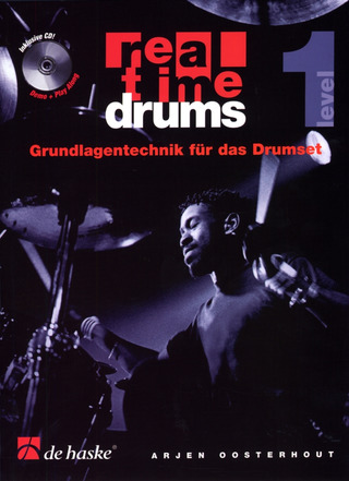 Arjen Oosterhout: real time drums 1
