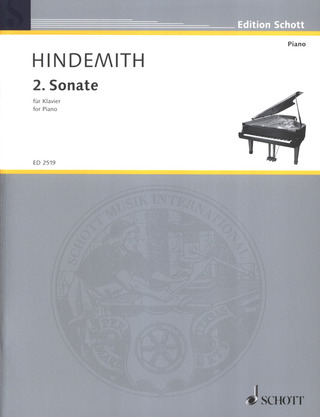 Paul Hindemith: Sonate II in G-Dur (1936)