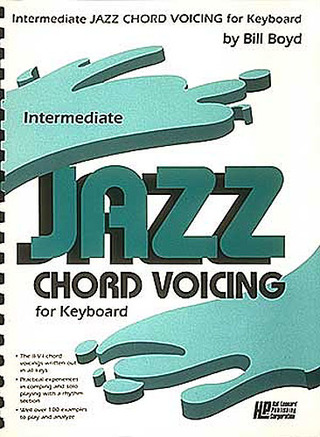 Bill Boyd: Intermediate Jazz Chord Voicing For Keyboard