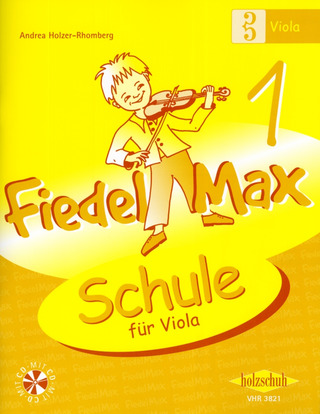 Andrea Holzer-Rhomberg: Fiedel-Max – Schule 1